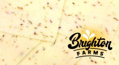 Brighton Farms Pepper Jack Cheese