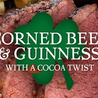 corned beef guinness graphic