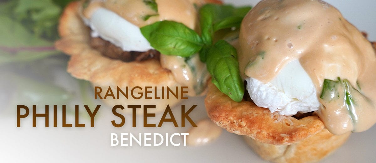 philly steak benedict graphic