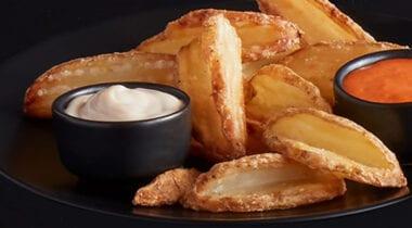 potato dipable scoops