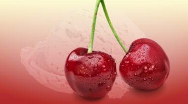 cherry vanilla ice cream