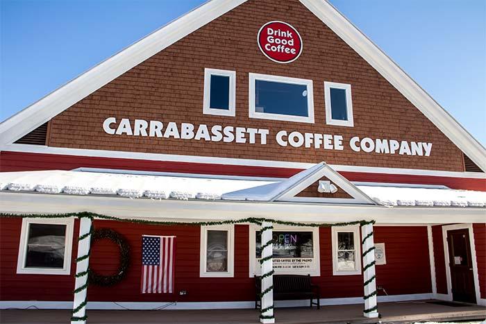 carrabassett coffee company building
