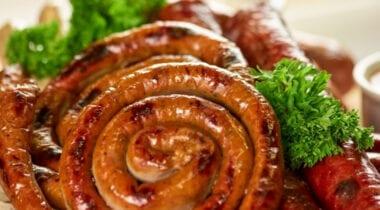 sweet sausage rope