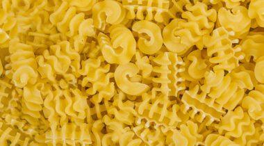 extra wide curly radiatore pasta