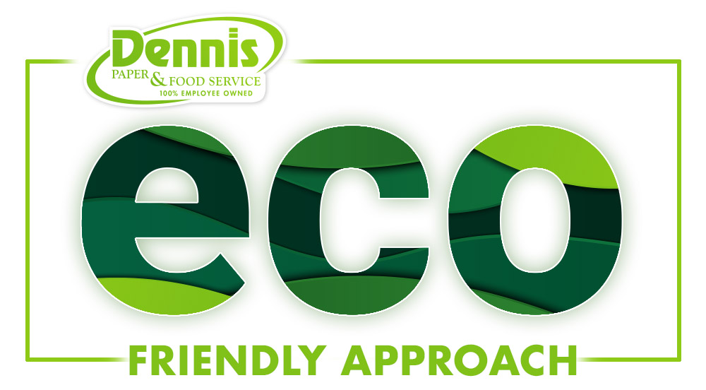 eco friendly approach graphic