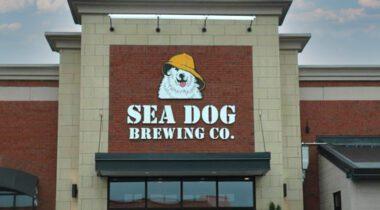 sea dog brewing company building