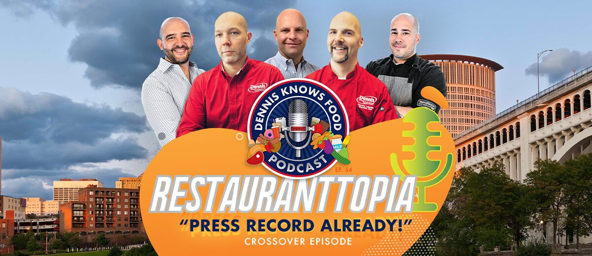 Foodservice Podcast 64 Graphic