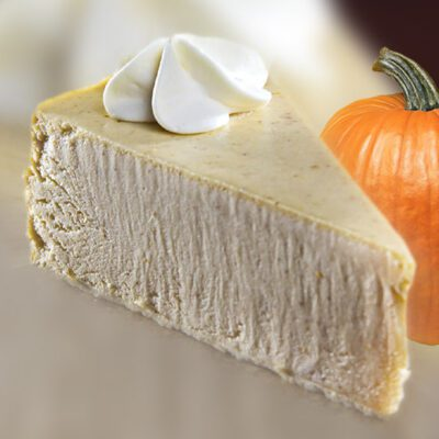 pumpkin cheesecake graphic